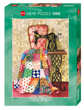 Load image into Gallery viewer, Quilt 1000pc Puzzle