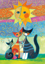 Load image into Gallery viewer, Sun by Rosina Wachtmeister 1000pc Puzzle