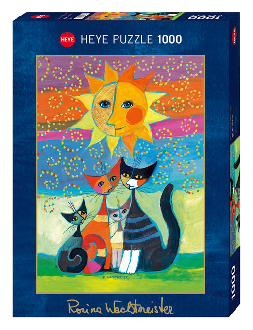 Sun by Rosina Wachtmeister 1000pc Puzzle