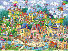 Load image into Gallery viewer, Happytown 1500pc Puzzle