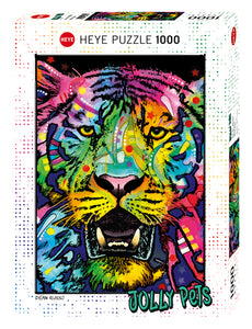 Jolly Pets: Wild Tiger 1000pc Puzzle