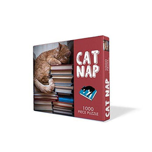 Cat Nap 1000pc Puzzle