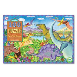 Age of the Dinosaur 100pc Puzzle