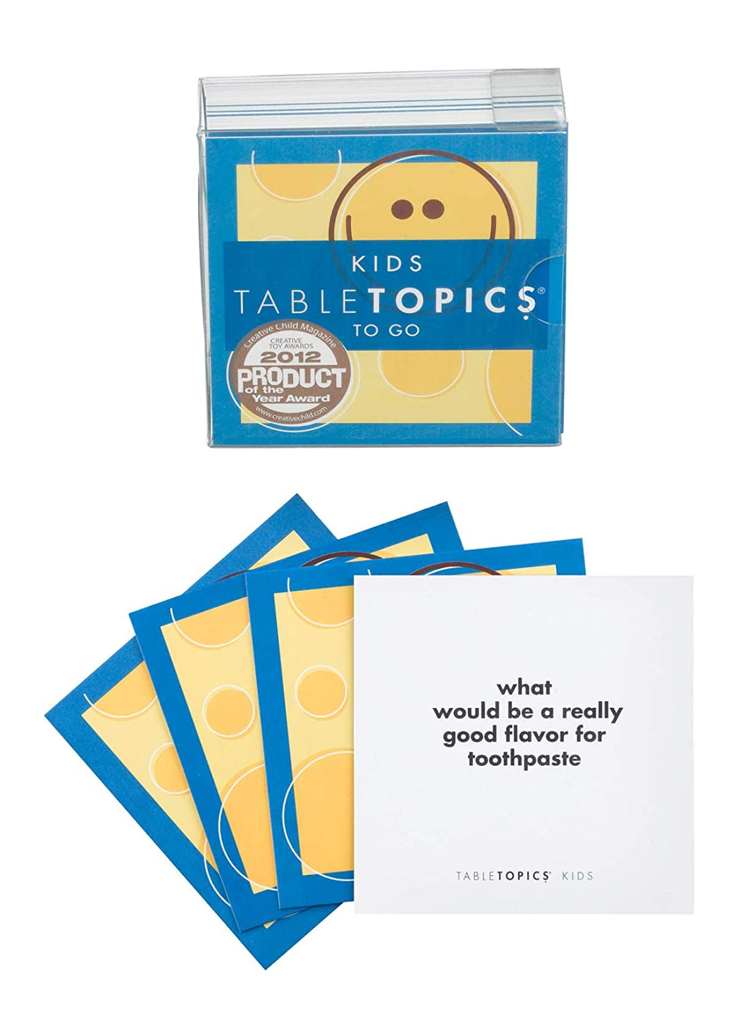 TableTopics To Go: Kids