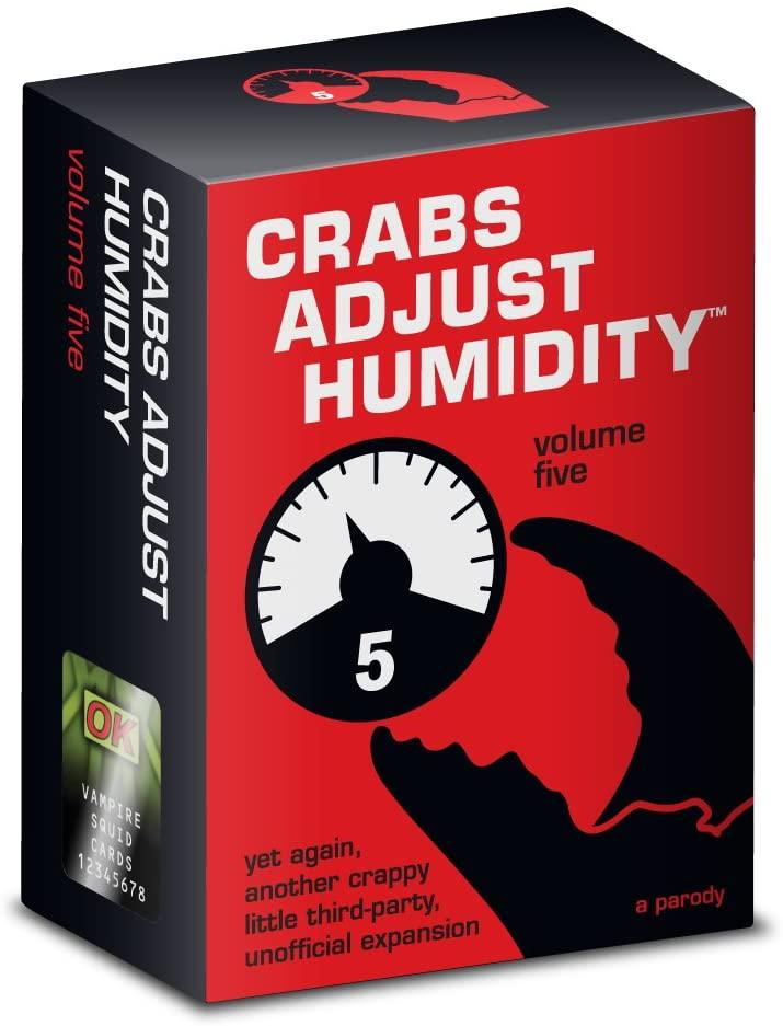 Crabs Adjust Humidity: Volume 5