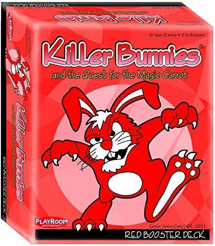 Killer Bunnies Expansion: Red Booster Deck