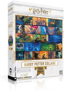 Harry Potter: Harry Potter Collage 1000pc Puzzle