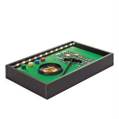 Casino Tabletop LED Roulette Game