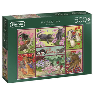 Playful Kittens 500pc Puzzle