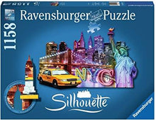 Load image into Gallery viewer, NYC Skyline 1158pc Shaped Puzzle