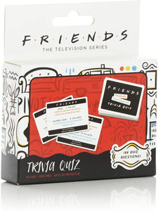 Friends: Trivia Quiz