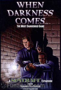 When Darkness Comes Expansion: The Most Dangerous Game