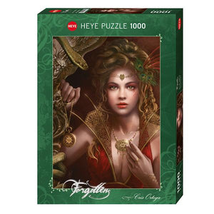 Forgotten: Gold Jewellry 1000pc Puzzle