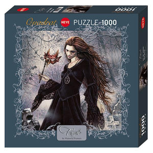 Favole: New Black 1000pc Puzzle
