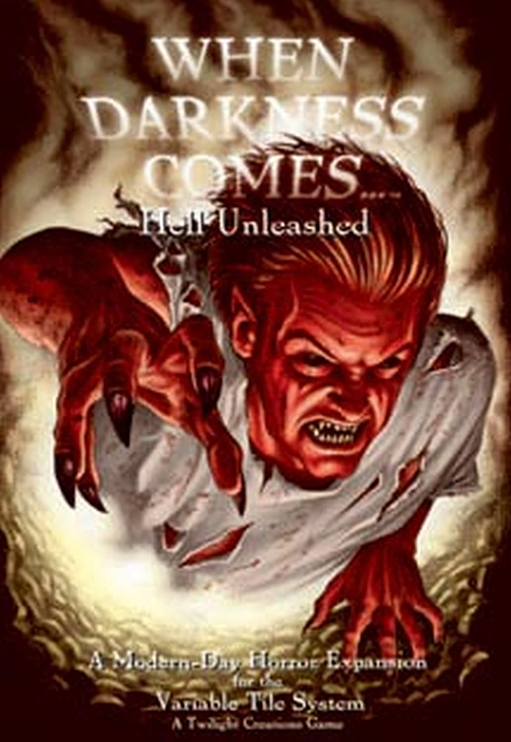 When Darkness Comes Expansion: Hell Unleashed