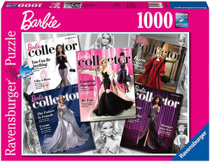 Barbie: Fashion Barbie 1000pc Puzzle