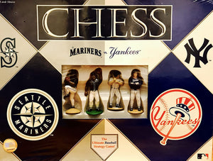 Chess Rivalry: The Mariners vs The Yankees