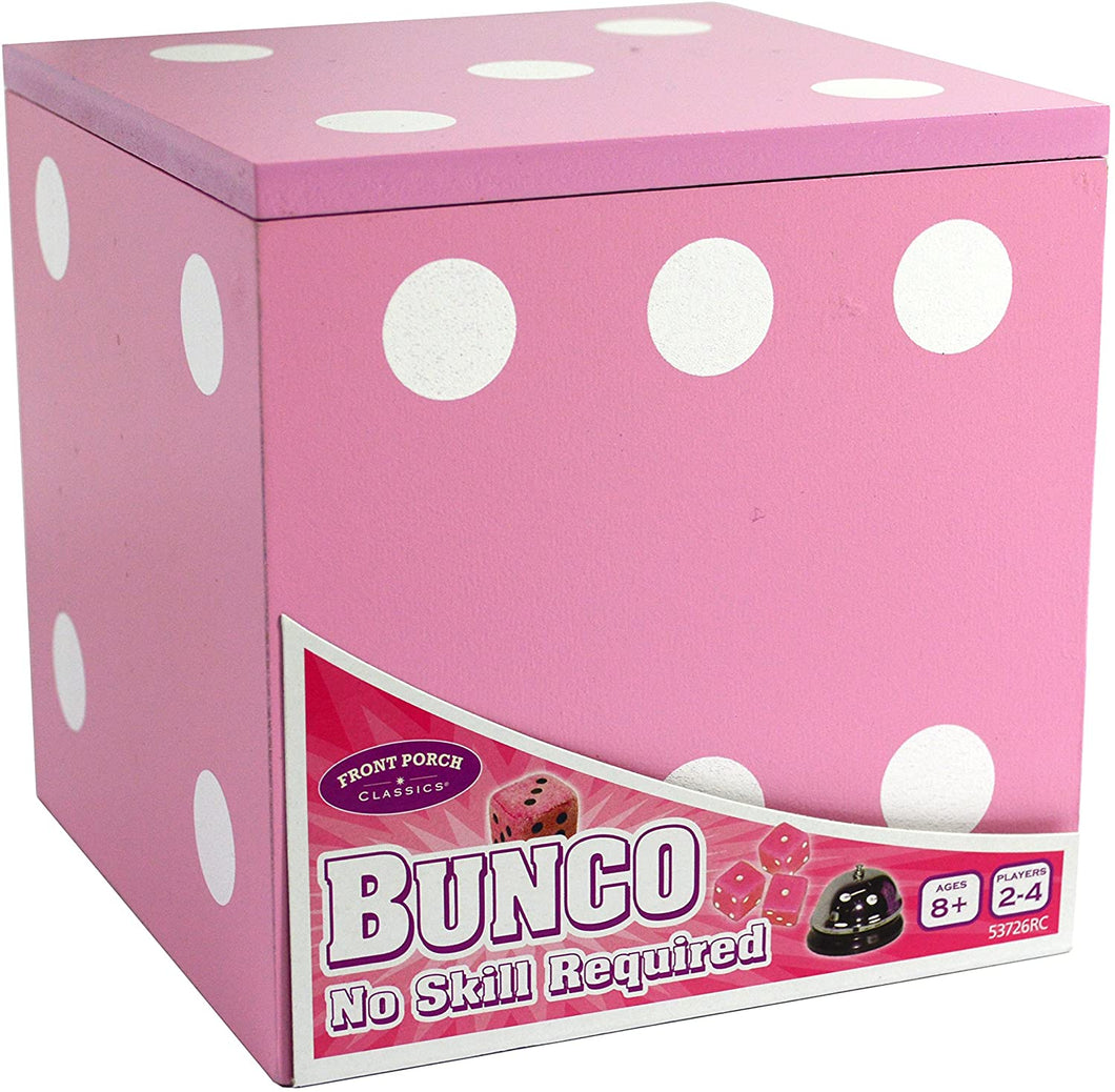 Bunco: No Skill Required