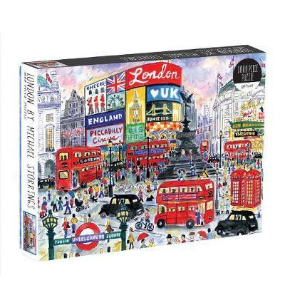 London by Michael Storrings 1000pc Puzzle