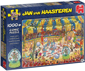 Acrobat Circus by JvH 1000pc Puzzle