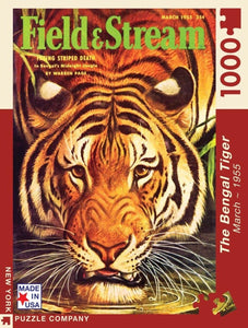 Bengal Tiger 1000pc Puzzle