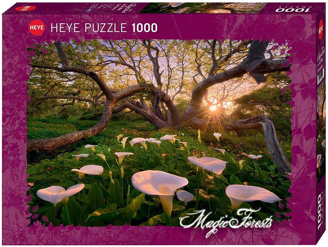 Calla Clearing 1000pc Puzzle