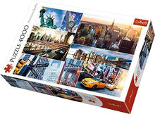 Load image into Gallery viewer, New York Collage 4000pc Puzzle