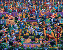 Load image into Gallery viewer, Dog Show 1000pc Puzzle