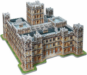 Downton Abbey 890pc 3D Puzzle