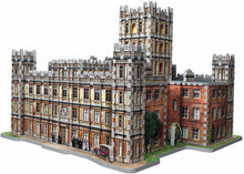 Load image into Gallery viewer, Downton Abbey 890pc 3D Puzzle