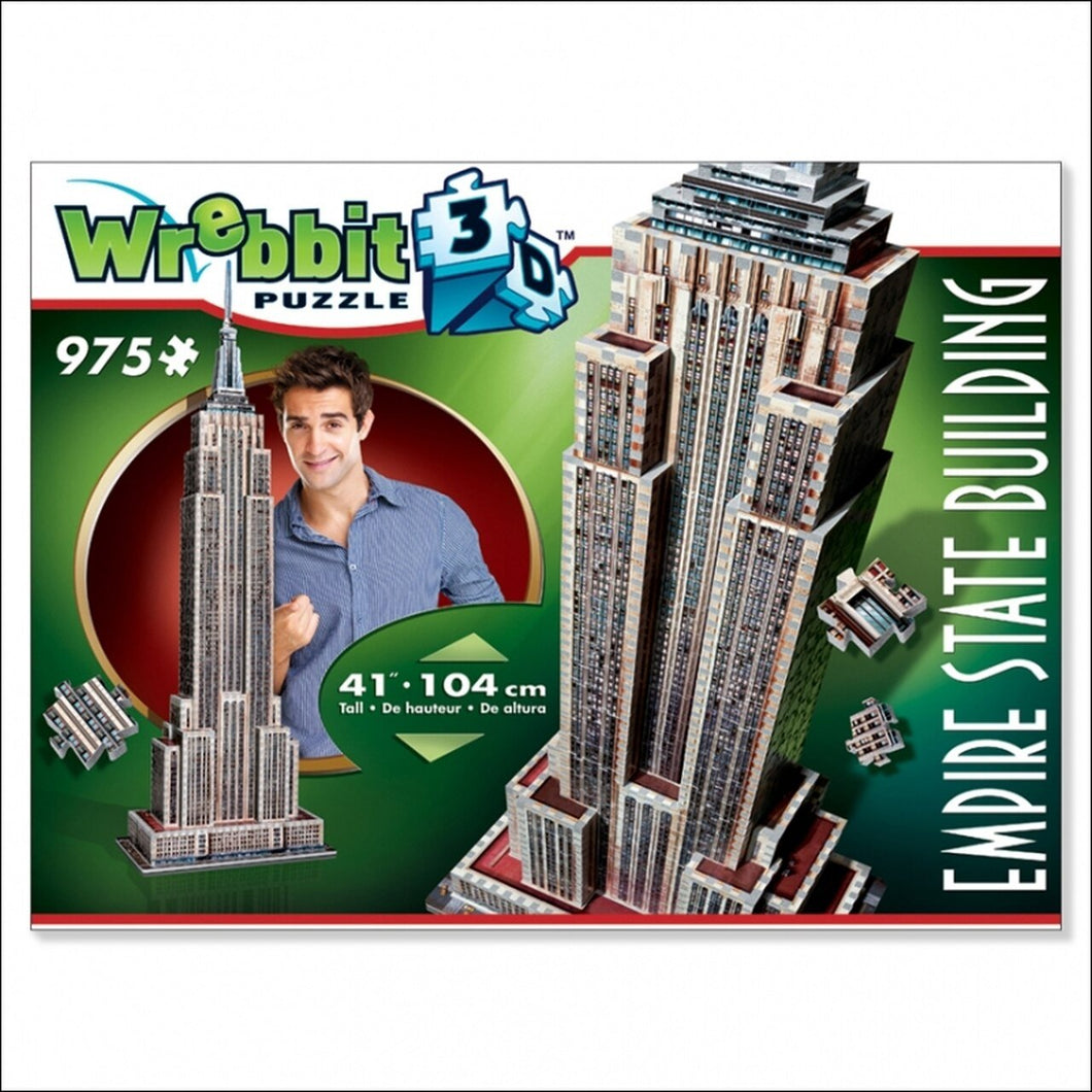 Empire State Building 975pc 3D Puzzle