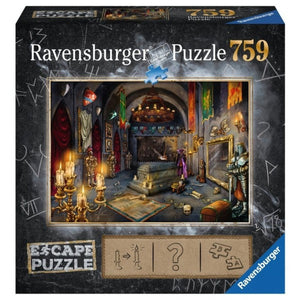 Escape Puzzle: Vampire's Castle 759pc Puzzle
