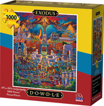 Load image into Gallery viewer, Exodus 1000pc Puzzle