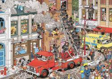 Load image into Gallery viewer, Fire Marshall by JvH 500pc Puzzle