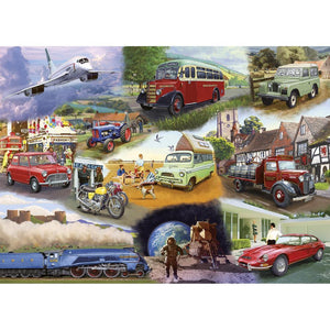 Transport 24pc Puzzle