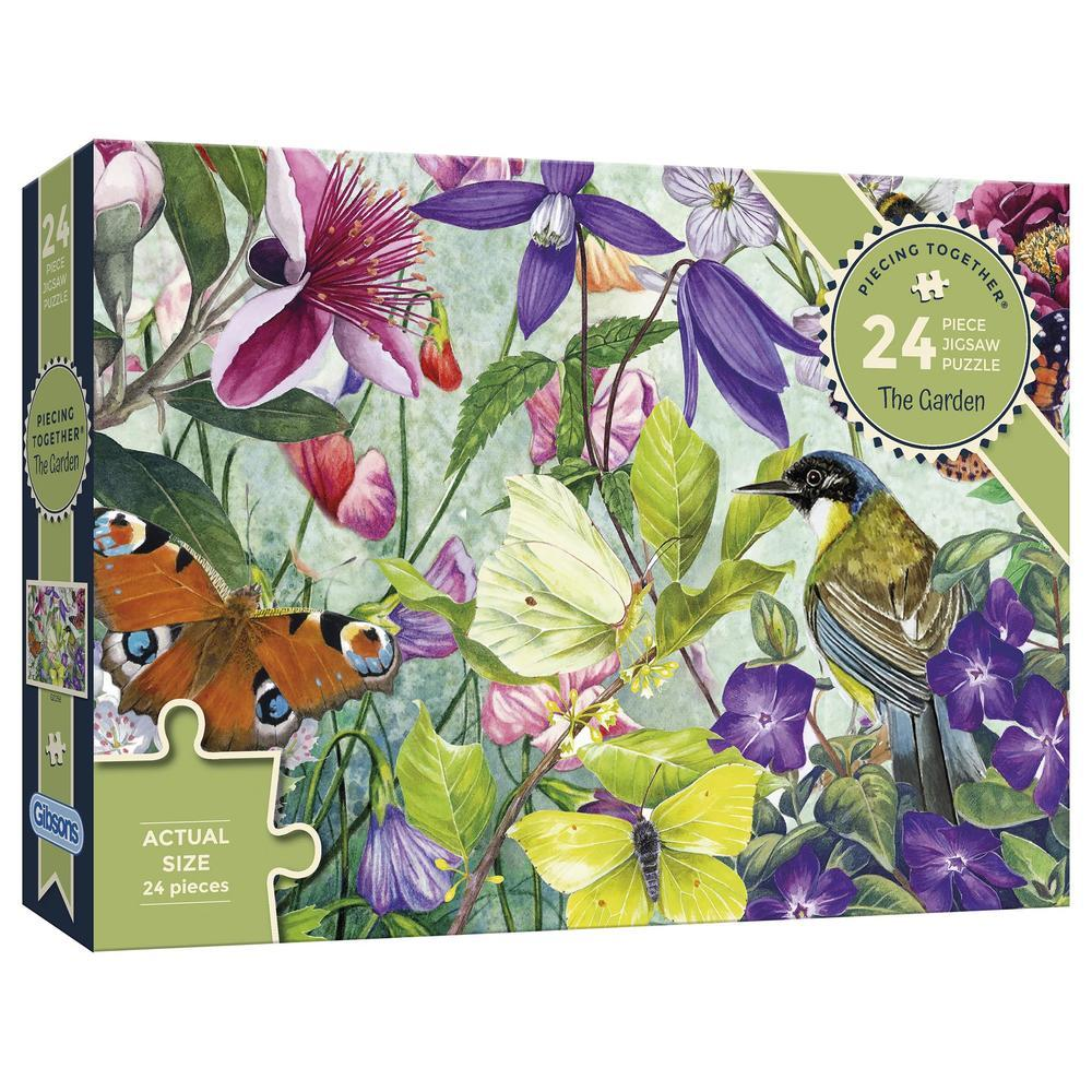 The Garden 24pc Puzzle
