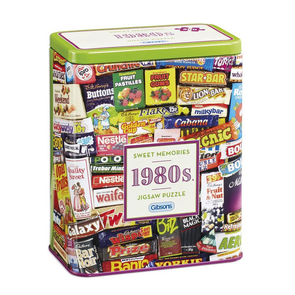 1980s Sweet Memories 500pc Puzzle