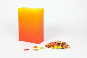 The Gradient Puzzle 500pc Areaware puzzle