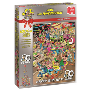Happy Birthday Jan! by JvH 1000pc Puzzle