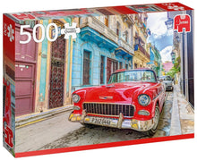 Load image into Gallery viewer, Havana, Cuba 500pc Puzzle