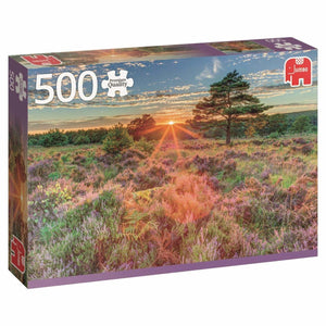Heather at Sunset 500pc Puzzle