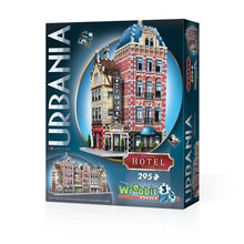 Load image into Gallery viewer, Urbania: Hotel 295pc 3D Puzzle