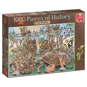 Pieces of History: The Pirates 1000pc Puzzle