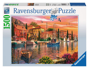 Mediterranean Flair 1500pc Puzzle