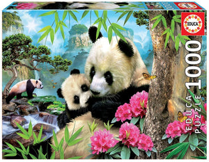 Morning Panda 1000pc Puzzle