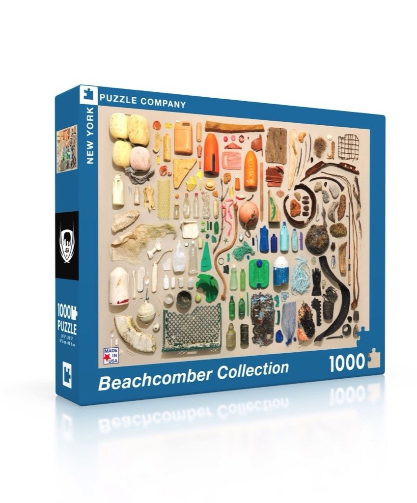 Beachcomber Collection 1000pc Puzzle