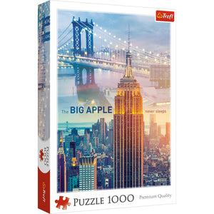New York at Dawn 1000pc Puzzle