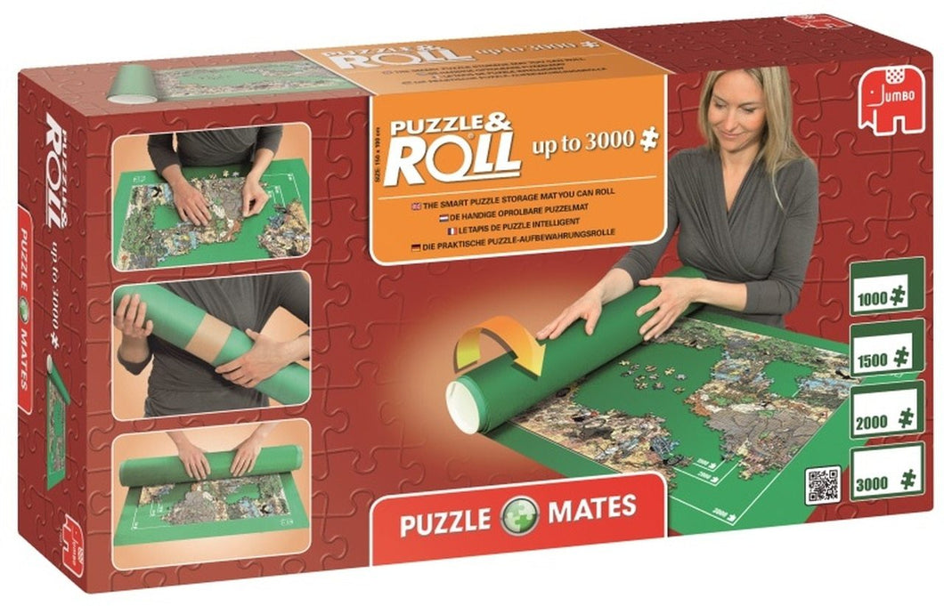Puzzle & Roll: Large - Jigsaw Puzzle Accessory By Jumbo