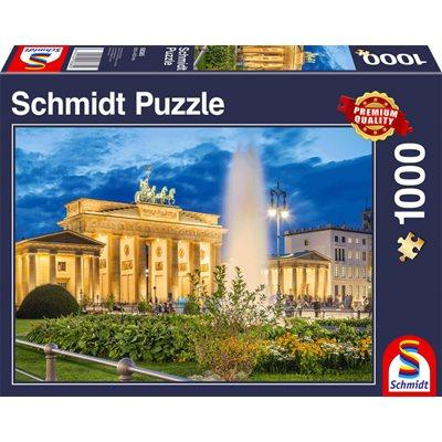 Brandenburg Gate 1000pc Puzzle