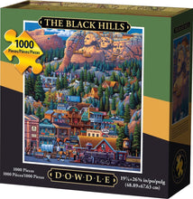 Load image into Gallery viewer, The Black Hills 1000pc Puzzle